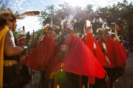 Kiowa Black Leggings Society