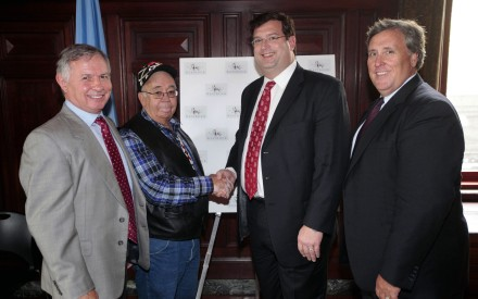 Lower Brule Sioux Tribe buys Westrock